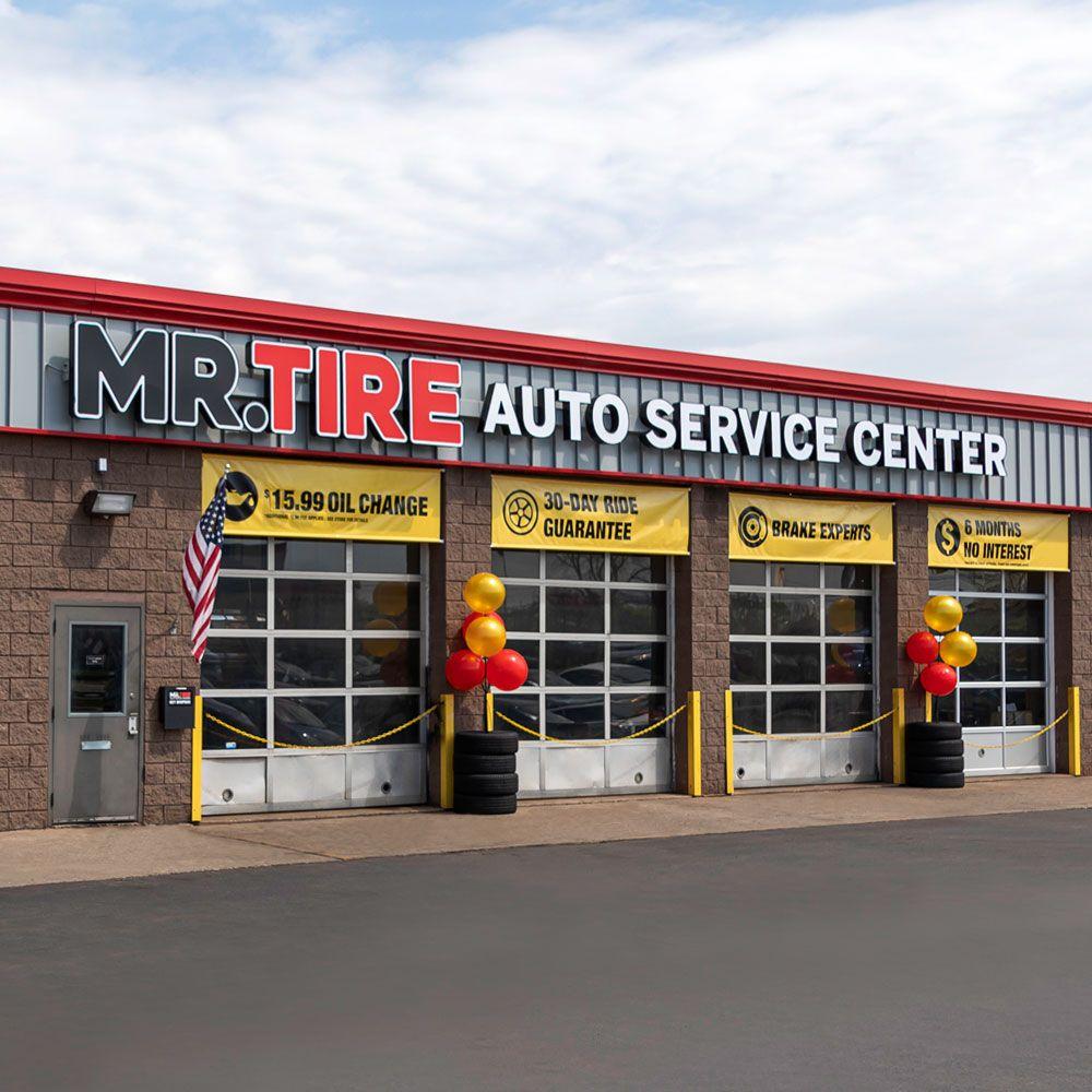 Mr. Tire Auto Service Centers: 208 Reynolds Rd, Johnson City, NY