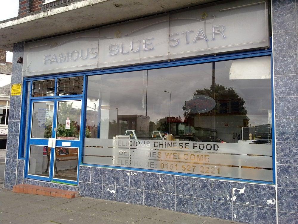 Famous Blue Star
