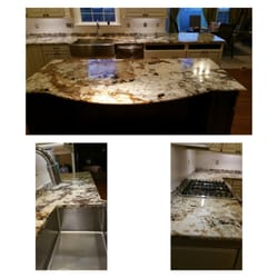 Photo Of Top Marble And Granite   Chantilly, VA, United States. Spartacus  Kitchen