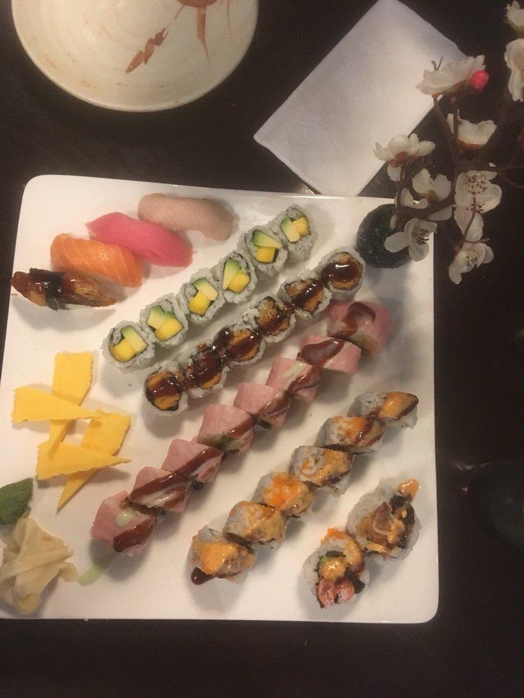 Halulu Hibachi & Sushi: 90 Rte 206 N, Stanhope, NJ
