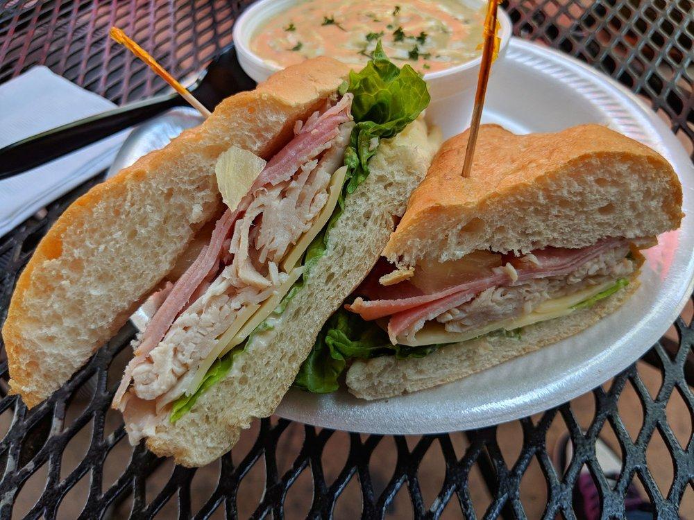 The Upper Crust Sandwich Shoppe