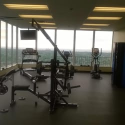 Photo Of Lake Park Tower Apartments   Cleveland, OH, United States.  Penthouse Fitness