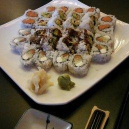 Sushi house 21 newark