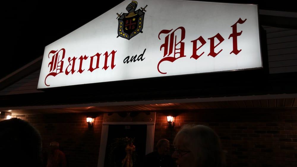 Baron & The Beef: 1631 US Hwy 70 E, Kinston, NC