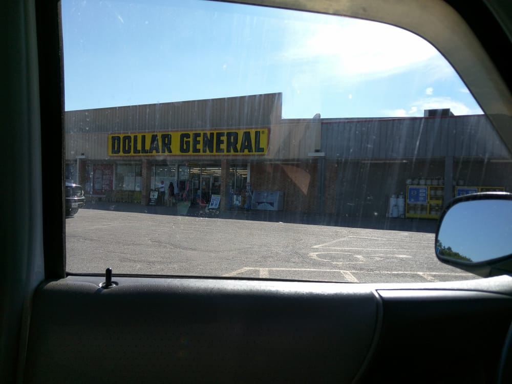 Dollar General: 6227 N Broadway St, Park City, KS