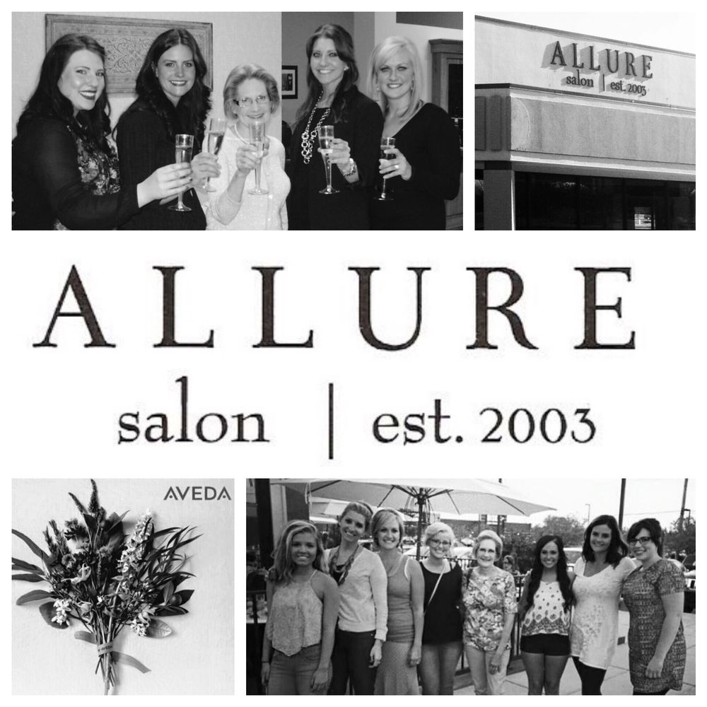 Allure salon hair salons 5250 courseview dr mason oh for Allure hair salon