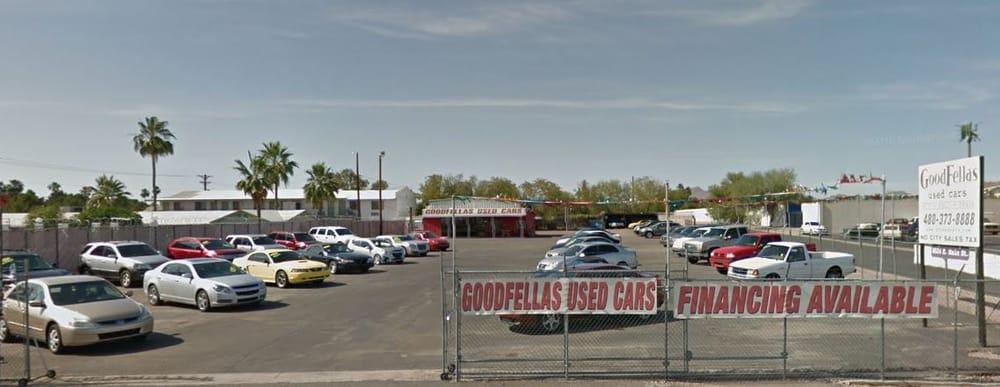 Goodfellas Used Cars Mesa Az