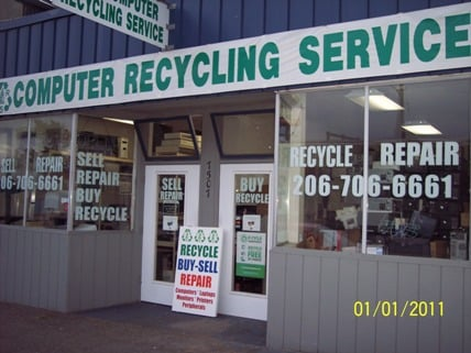 Computer Recycling Service
