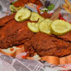 Nashville Hot - CLOSED - Order Food Online - 154 Photos
