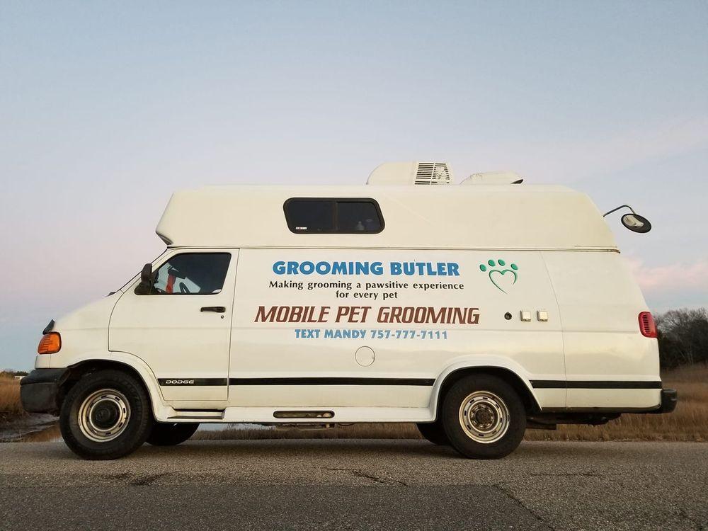 Grooming Butler: Hampton, VA