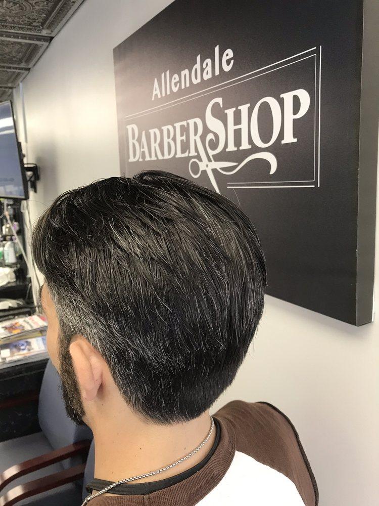 Allendale Barber Shop: 82 W Allendale Ave, Allendale, NJ