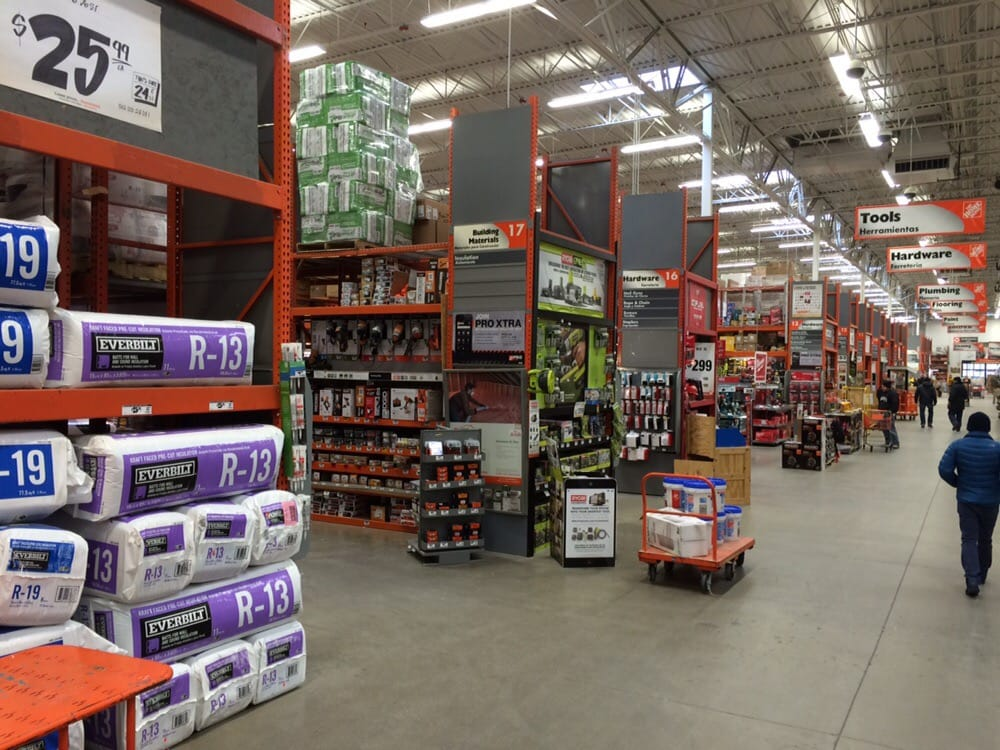 The home depot 21 fotos y 40 rese as viveros y for Home depot jardineria