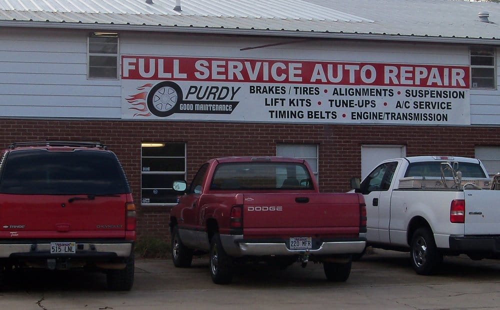 Purdy Good Maintenance: 6720 Alcoa Rd, Benton, AR