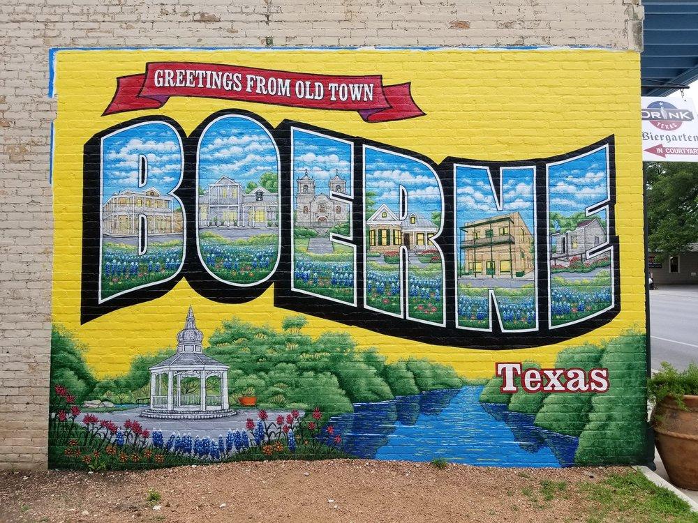 Photo of Greetings from Boerne: Boerne, TX
