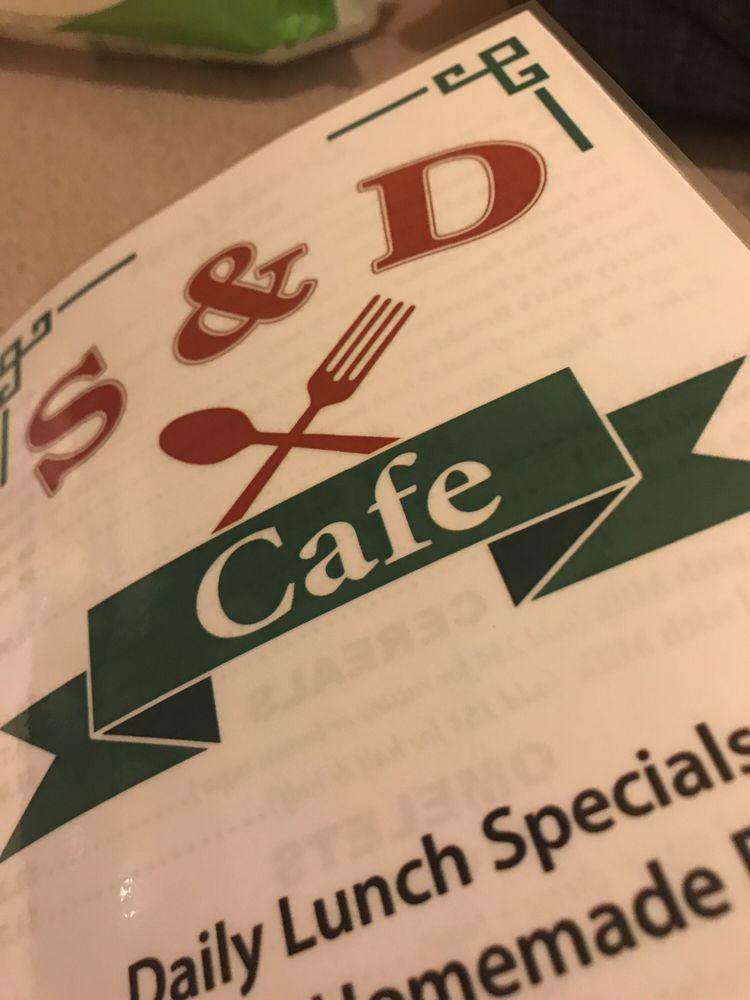 S & D Cafe: 13 W Main St, Waukon, IA