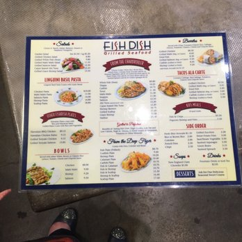 Fish Dish Order Online 278 Photos 346 Reviews
