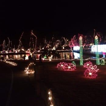 photo of chickasha festival of light chickasha ok united states - Chickasha Christmas Lights