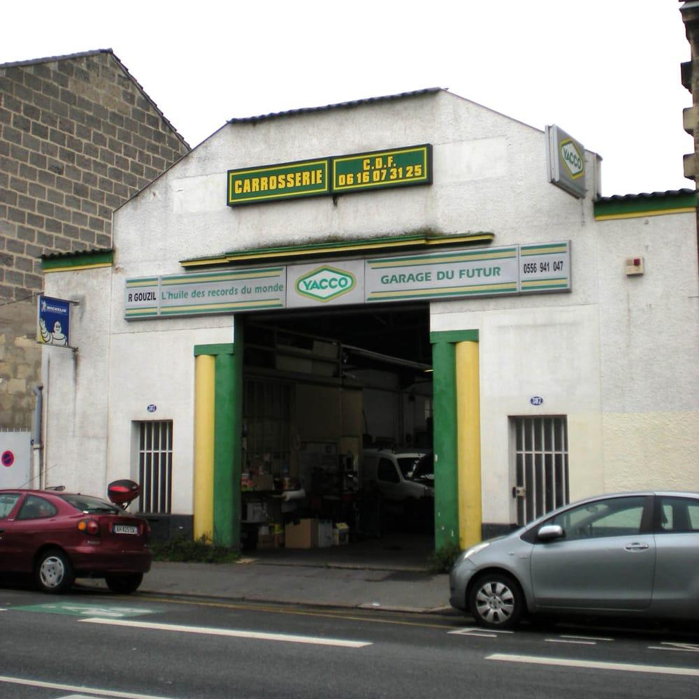Garage du futur carrosserie 307 cours de la somme for Garage la carrosserie toulon