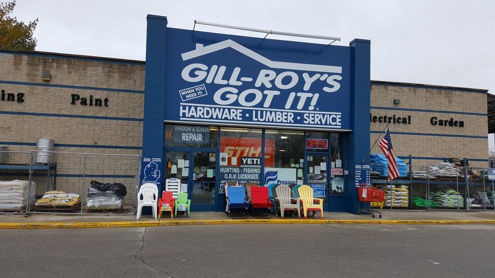 Gill-Roy's Hardware: 105 Bridge St, Elk Rapids, MI