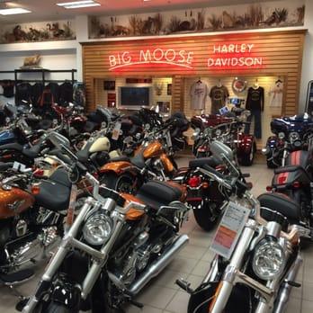 Harley Davidson Portland >> Big Moose Harley Davidson 36 Photos 11 Avis