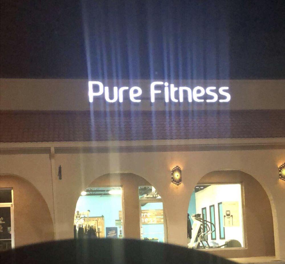 Pure Fitness: 1425 Montgomery Hwy, Vestavia Hills, AL