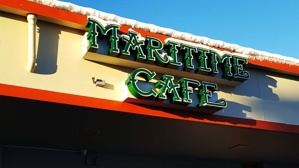 Maritime Cafe: 17415 SE McLoughlin Blvd, Portland, OR