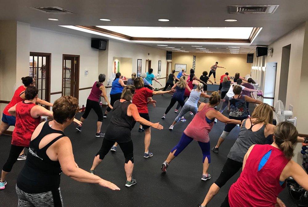 Jazzercise Scott Township Fitness Center
