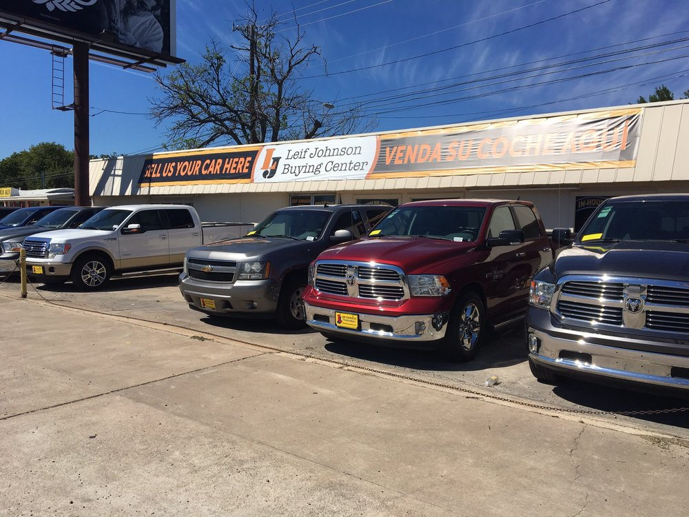 Leif Johnson Ford Buying Center Car Dealers 5512 Airport Blvd