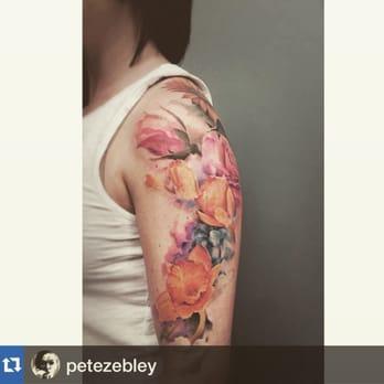 14cca053f Photo of Central Tattoo Studio - Philadelphia, PA, United States. My half  sleeve