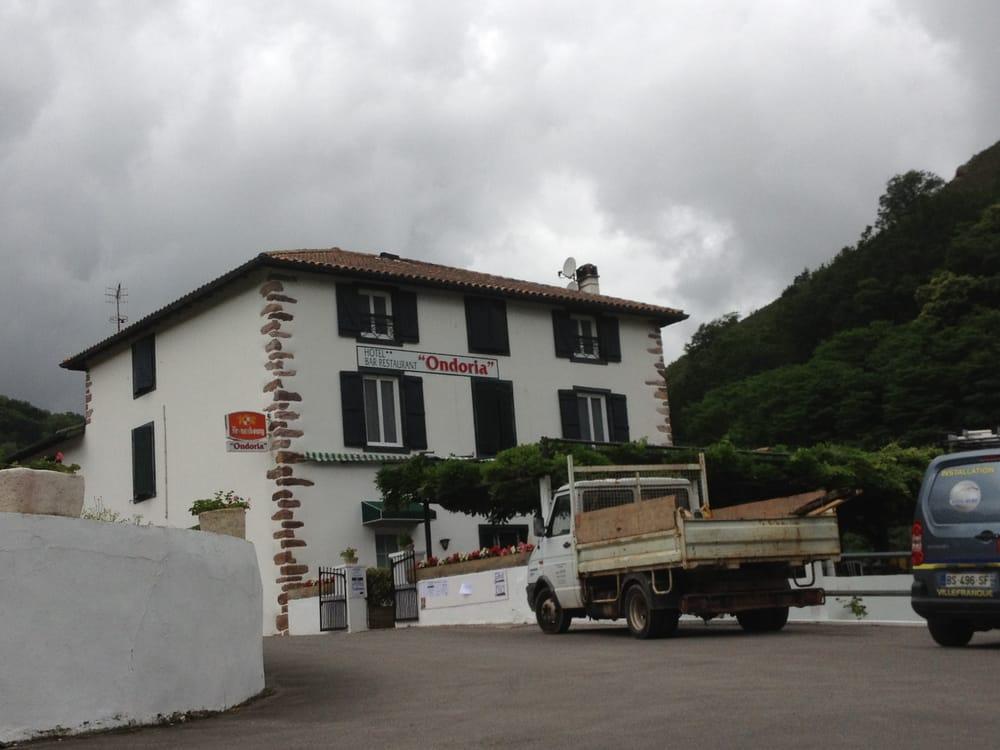 Ondoria restaurants pas de roland itxassou pyr n es for Restaurant itxassou