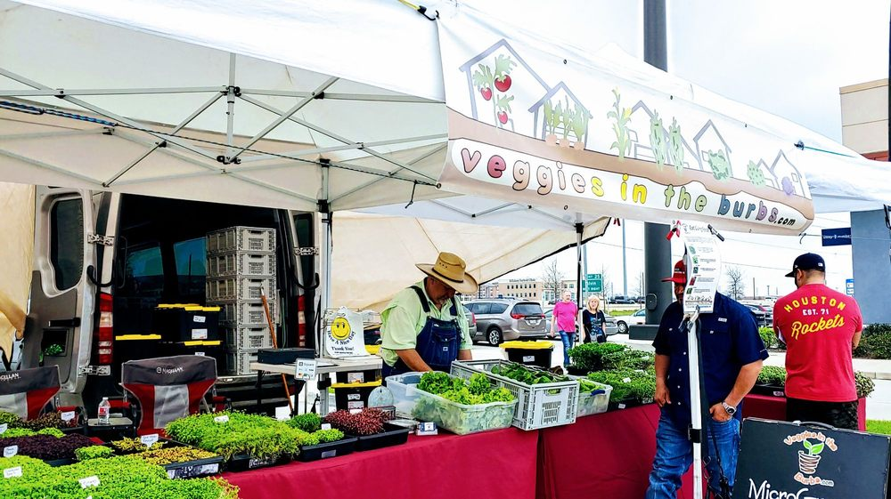 Bay Area Farmer's Market: 500 Baybrook Mall, Friendswood, TX