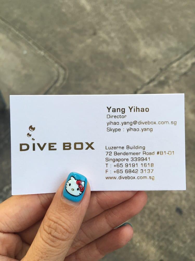 Dive Box