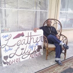 Photo Of Leather Lily Shoe Repair New Orleans La United States