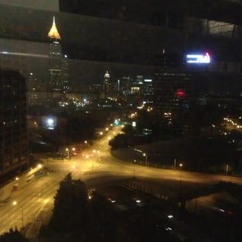 Photo Of Landmark Condominium   Atlanta, GA, United States. View From The  Top