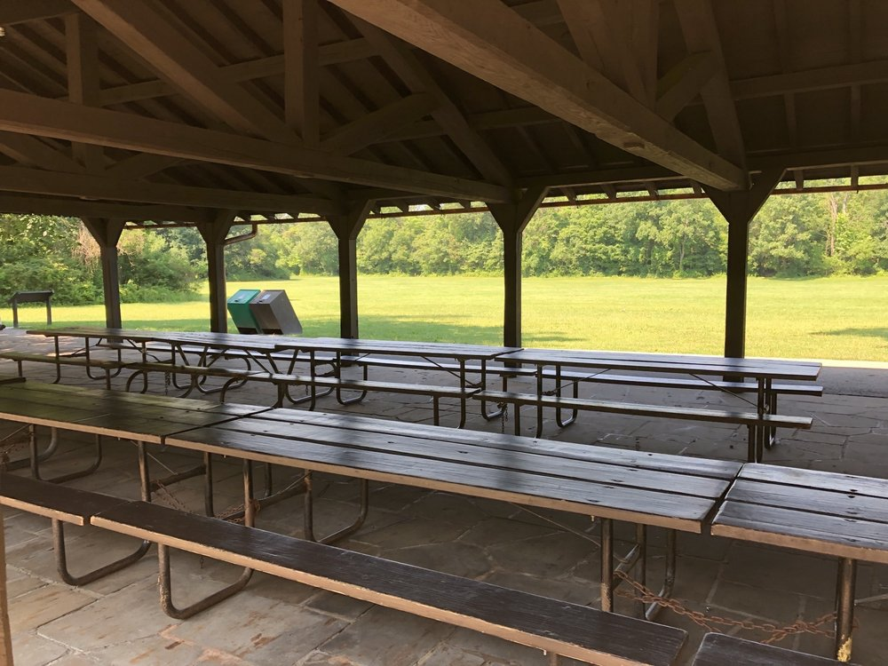 The Ledges Shelter House & Trail: 701 Kendall Park Rd, Peninsula, OH
