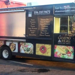 El Camino Real Food Truck Greensboro