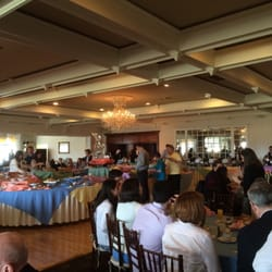 Photo Of Bellport Country Club Ny United States Easter Brunch Buffet