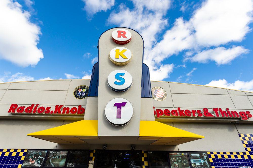 RKST - Radios Knobs Speakers & Things: 314 W Walton Blvd, Pontiac, MI