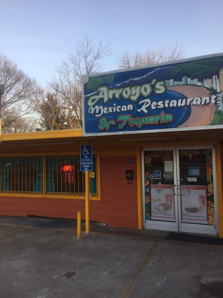 Arroyo Mexican Restaurant Sherman Tx