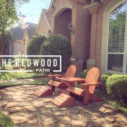 Photo Of The Redwood Patio   Aptos, CA, United States. Redwood Adirondack  Suite ...