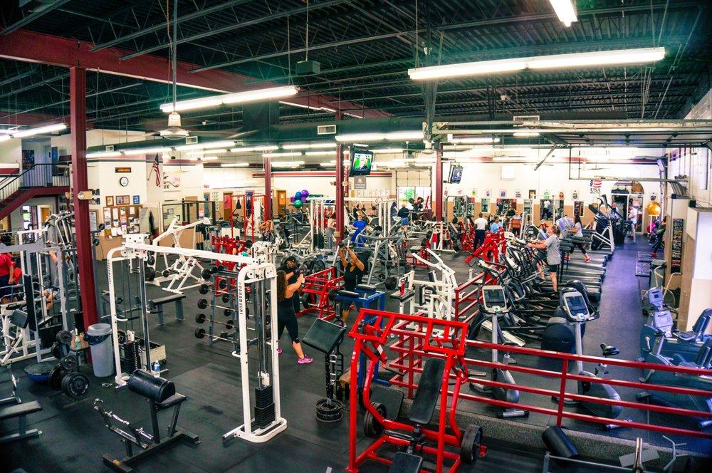 Kings Gym: 24775 Aurora Rd, Bedford, OH