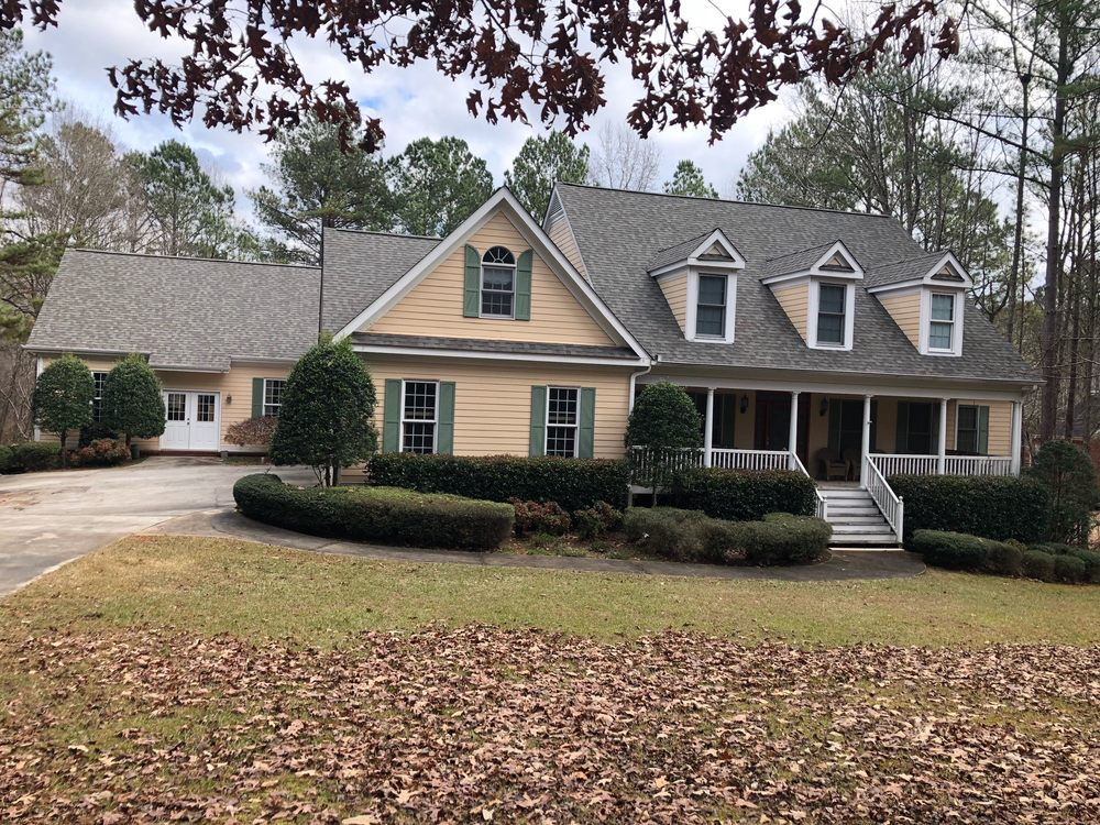 Duck Back Roofing & Exteriors: 312 Crosstown Dr, Peachtree City, GA