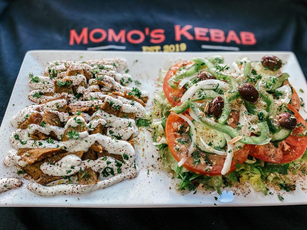 Momo's Kebab: 8520 14th Ave S, Seattle, WA