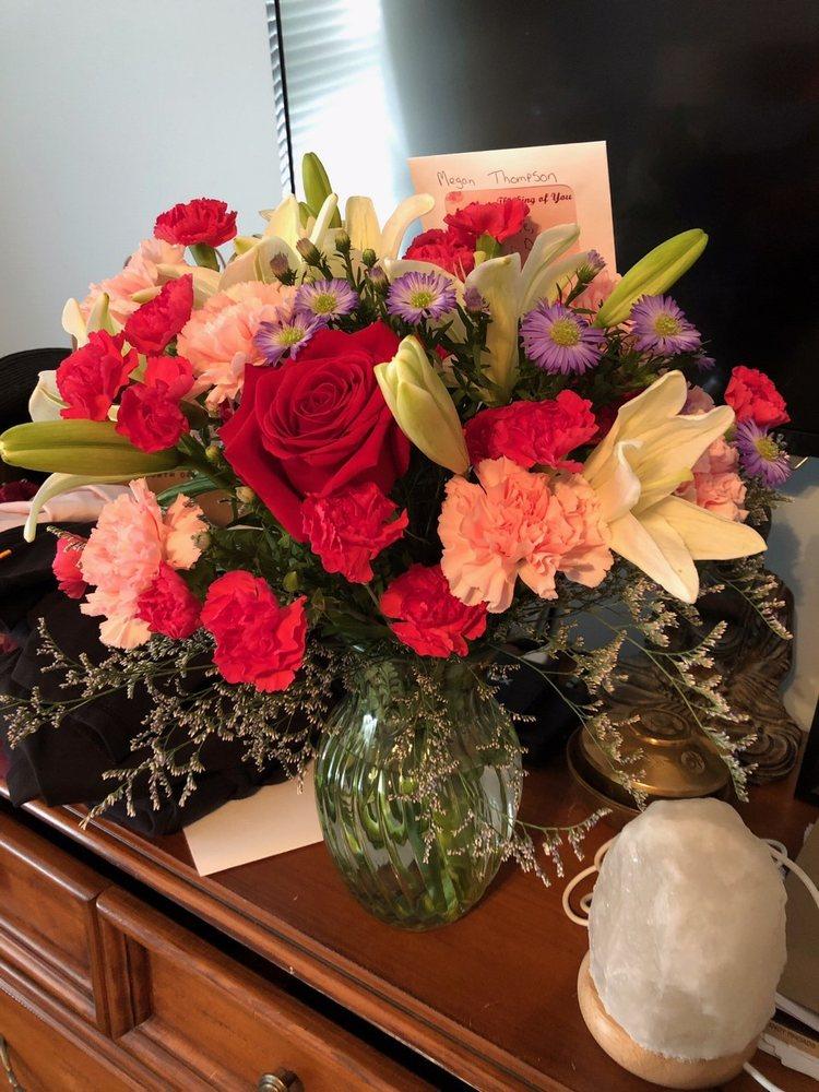 Ann's Florist: 1085 S Elm St, Commerce, GA