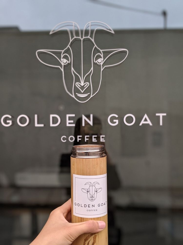 Golden Goat Coffee