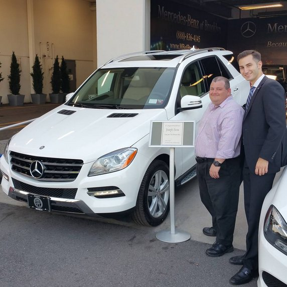 Mercedes benz of brooklyn 65 photos 61 reviews car for Mercedes benz dealership phone number