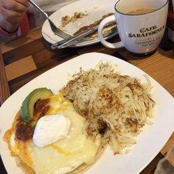 Photo Of Cafe Sarafornia Calistoga Ca United States