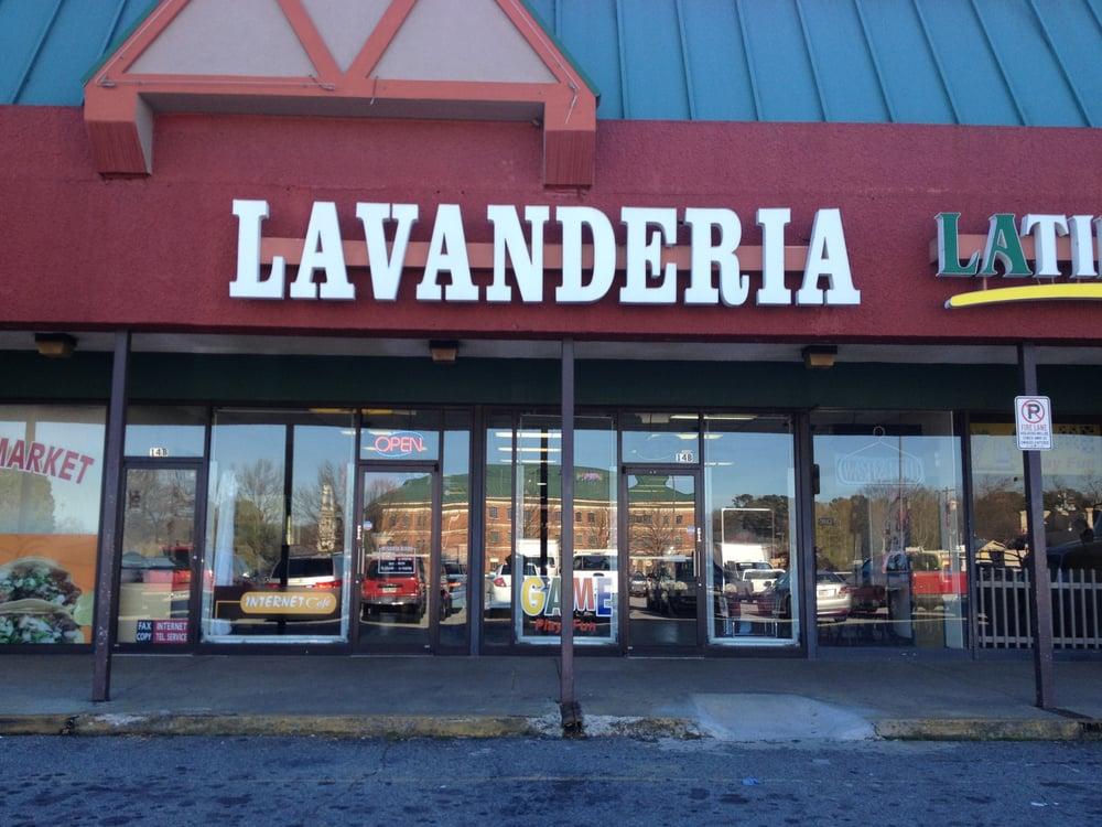 Viva Coin Laundry - Laundromat: 134 S Clayton St, Lawrenceville, GA