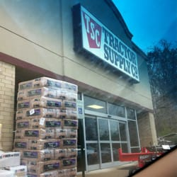 Tractor Supply Company - Department Stores - 9715 Hwy 64
