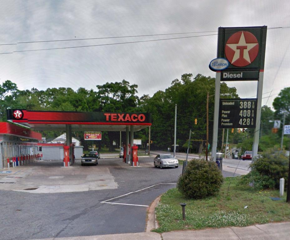 Find A Gas Station Near Me >> Texaco - Gas Stations - 1668 Eastland Rd, Atlanta, GA ...